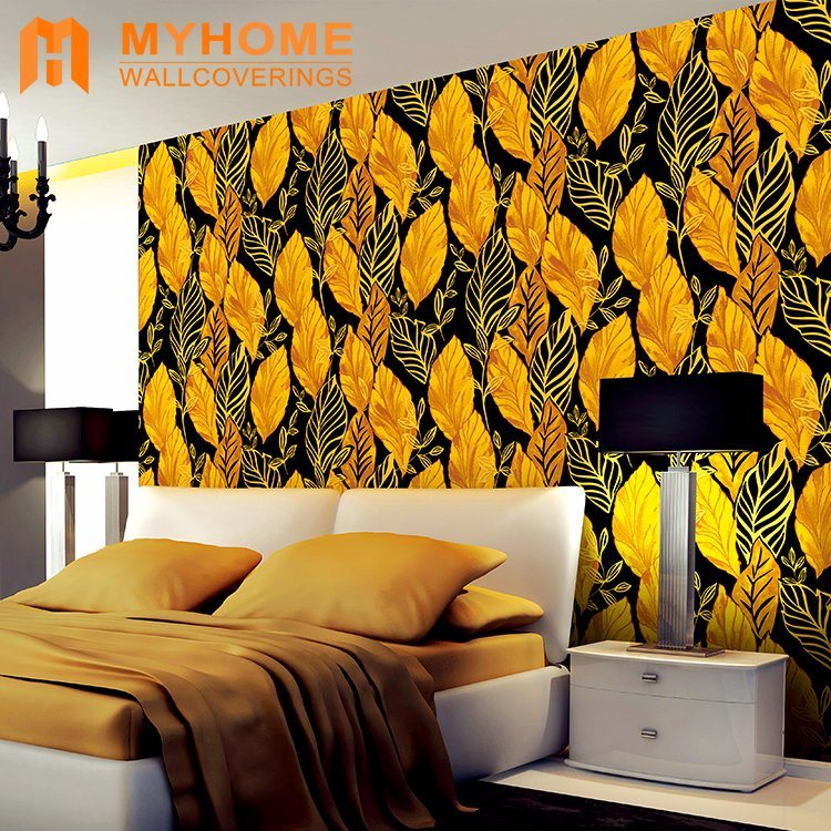 China 2017 Latest Waterproof Modern Home 3d Wallpaper With Cheap