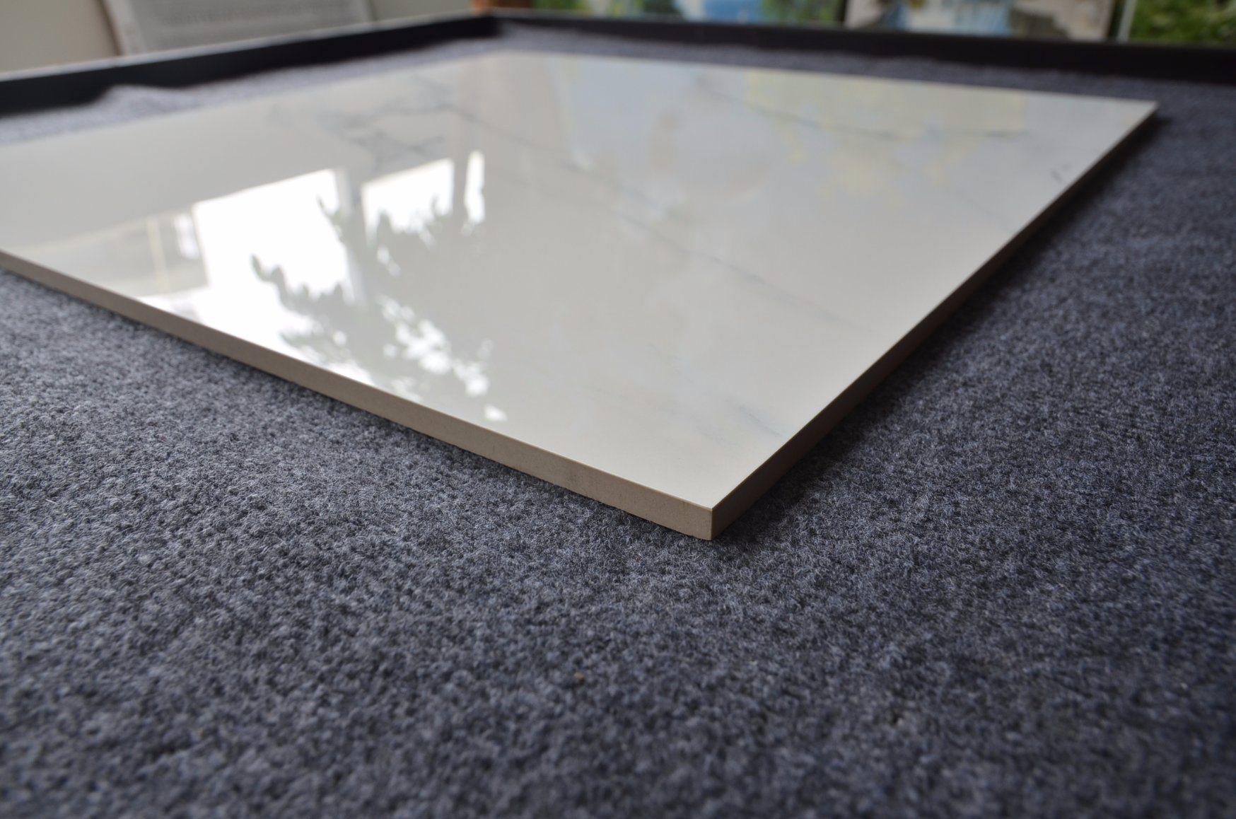 China Good Price 600X600 White Color Kajaria Ceramic Tiles in Dubai ...