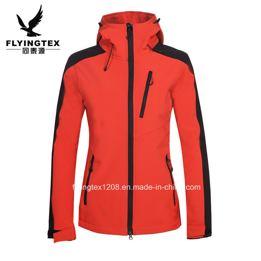 731b7f3786b45 [Hot Item] Women′s Winter Fleece Coat Outdoor Sportswear Ladies Softshell  Jackets