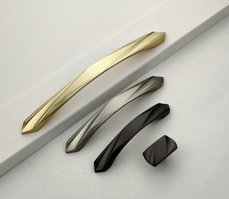 [Hot Item] Fashion Design Zinc Alloy Furniture Kitchen Cabinet Handle