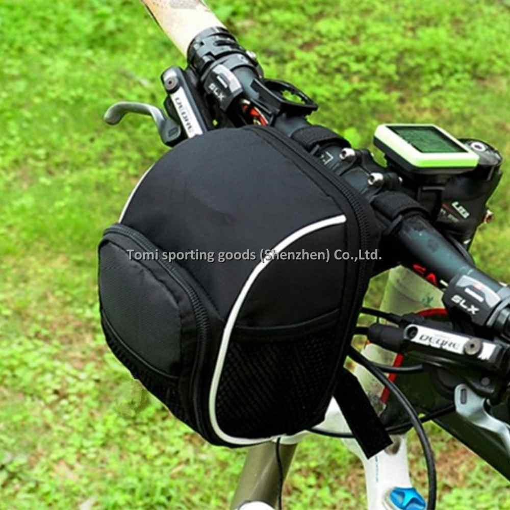China E Scooter Bicycle Folding Bike Handlebar Bag With Waterproof