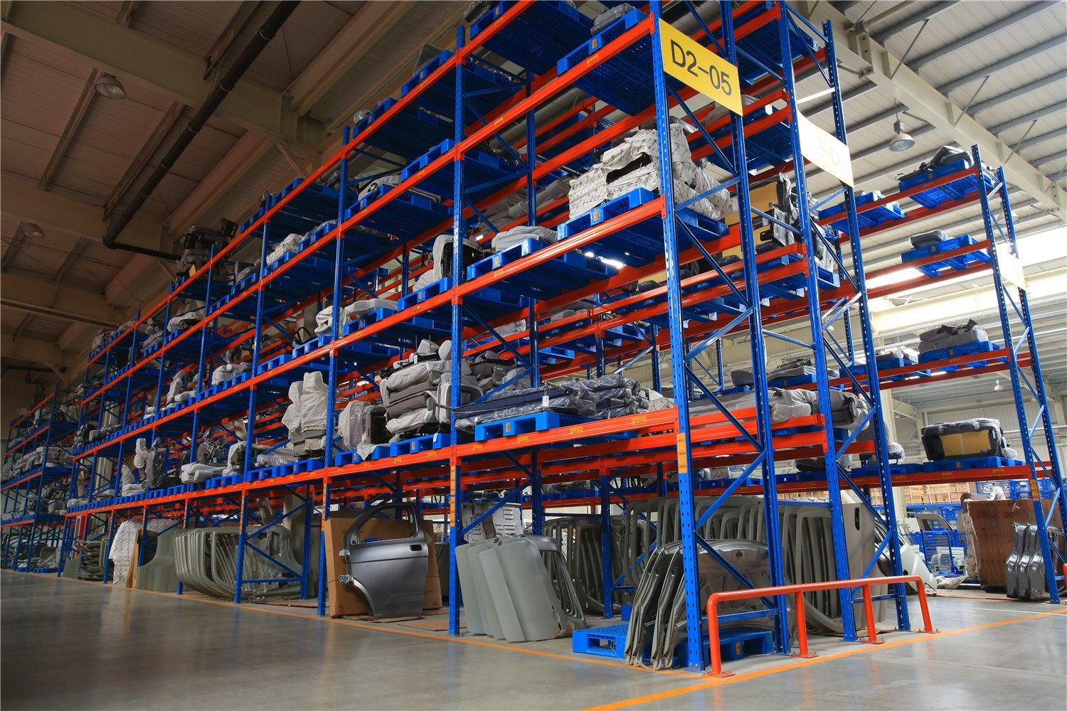 China Warehouse Storage Rack Heavy Duty Pallet Loading Steel Racks for Sale  - China Racks for Sale, Warehouse Storage