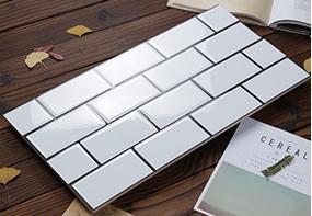 China Ceramic Mould White Black Colourful Tile Kitchen Bathroom Wall Brick China Ceramic Wall Tile Wall Tile
