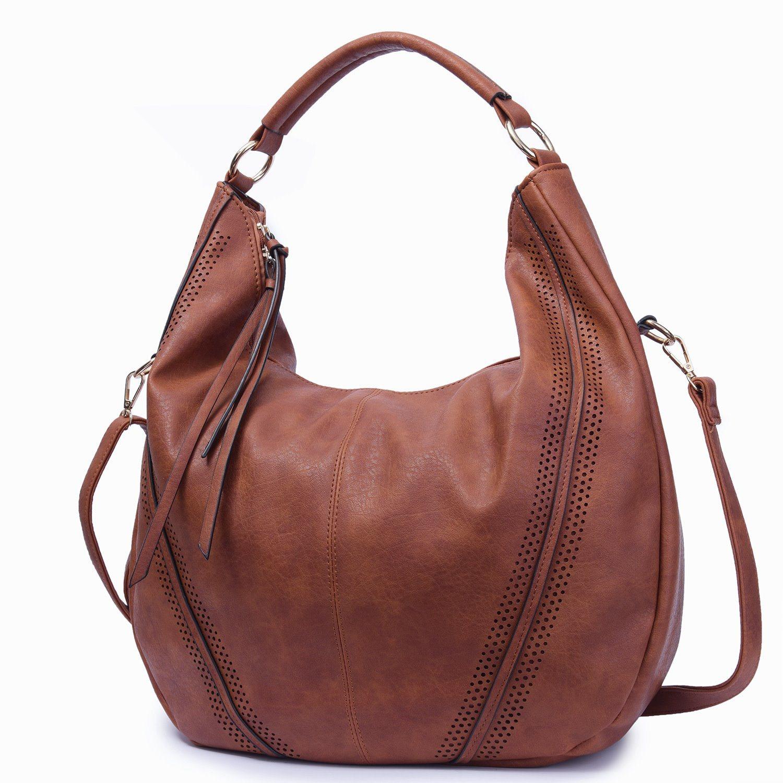 Retro Classic Hobo Tote Bag