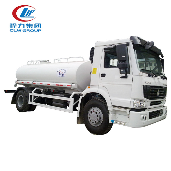 [Hot Item] Sinotruk HOWO 4X2 Water Tank Truck for Sale
