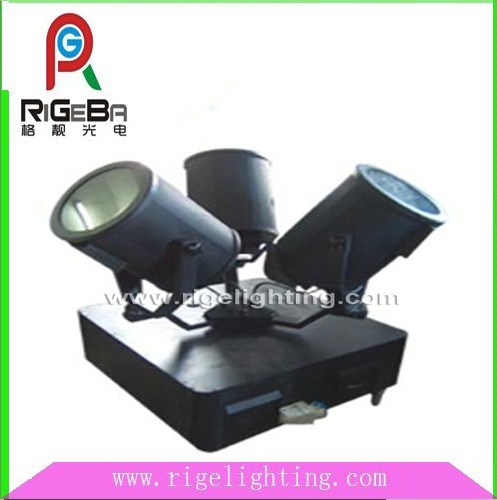 Three Heads Outdoor Search Light