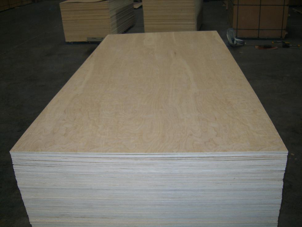 High Quality Full Birch Plywood Price