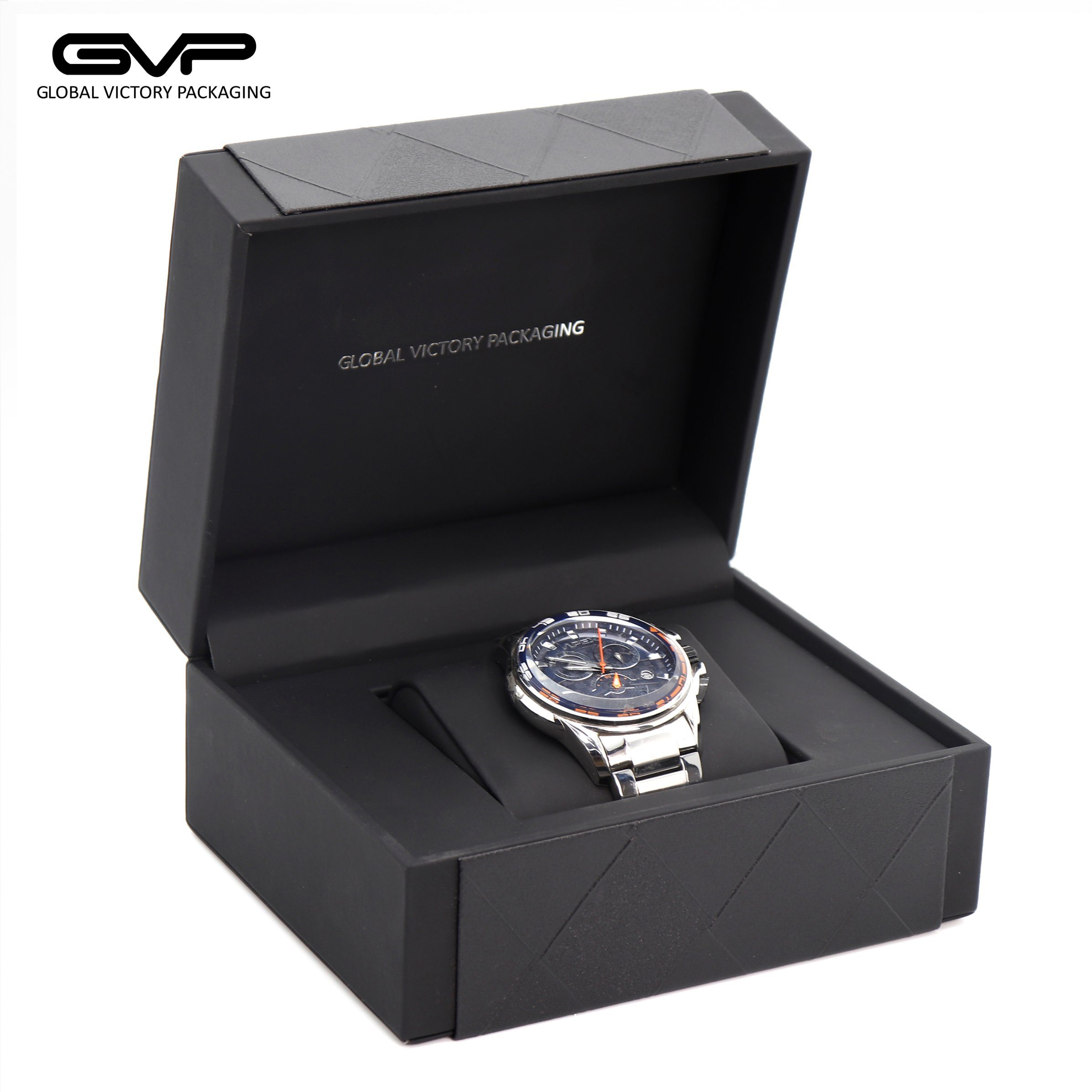 2be56abee09 China New Design Custom Logo Luxury Packaging Wooden Watch Box - China  Packaging Boxes, Gift Box
