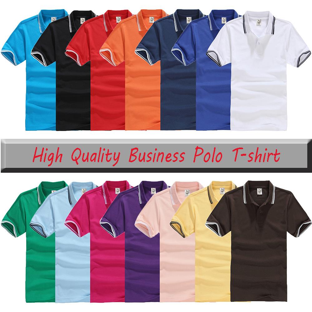 Logo On Polo Shirts For Work Joe Maloy