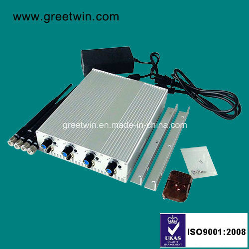 China Adjustable Output Power Signal Jammer/Mobile Phone