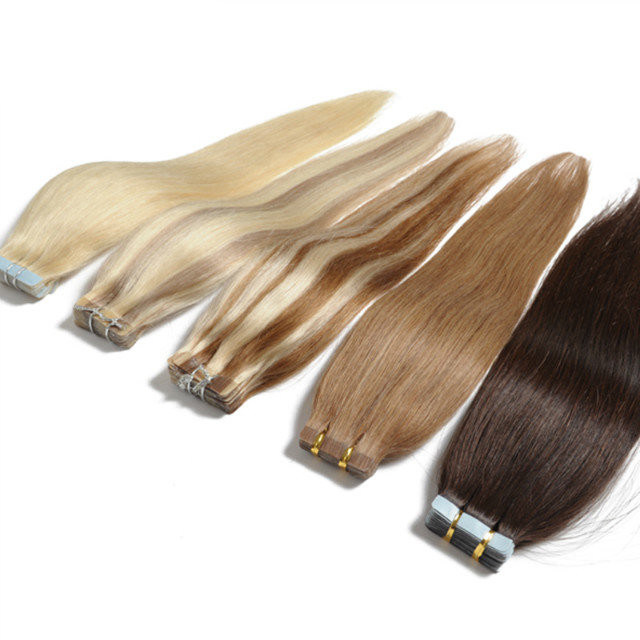 China 100 Human Hair Sticker Tape Hair Extension China Tape Hair