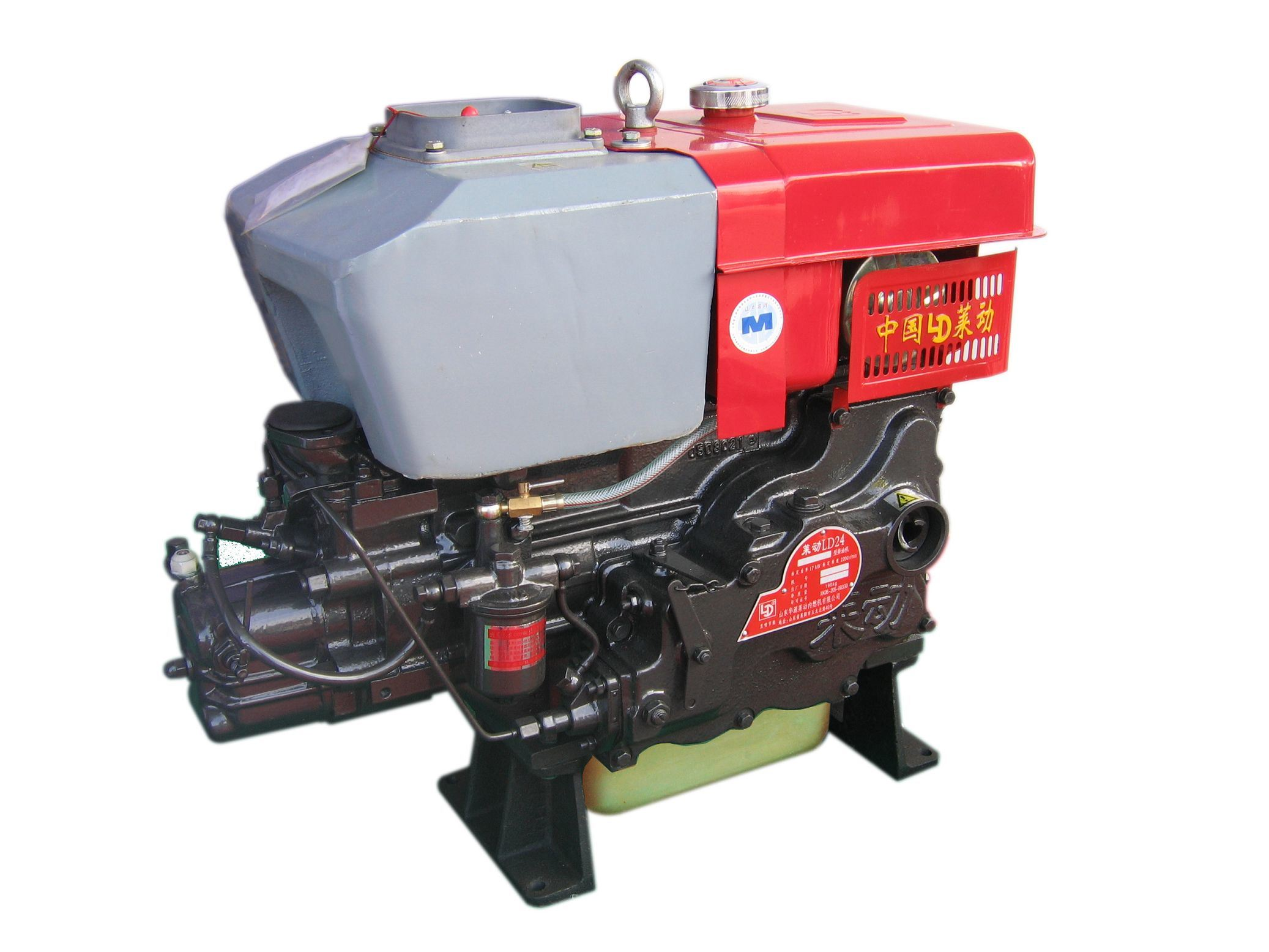 29-35 HP Forced Circulation Diesel Engines Single-Cylinder