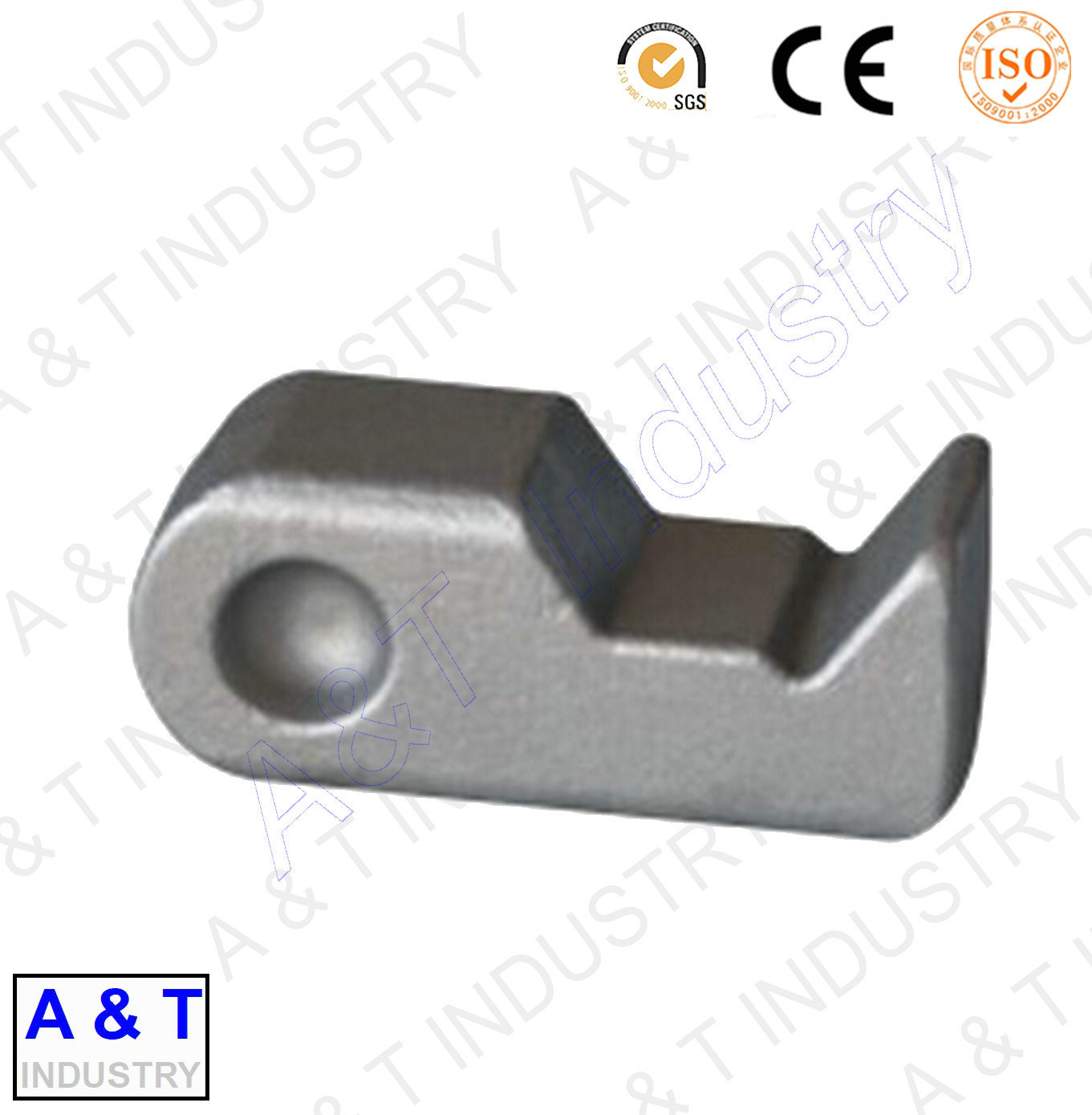 CNC Spare Parts/CNC Machine Part, Precision Forging Auto Parts pictures & photos