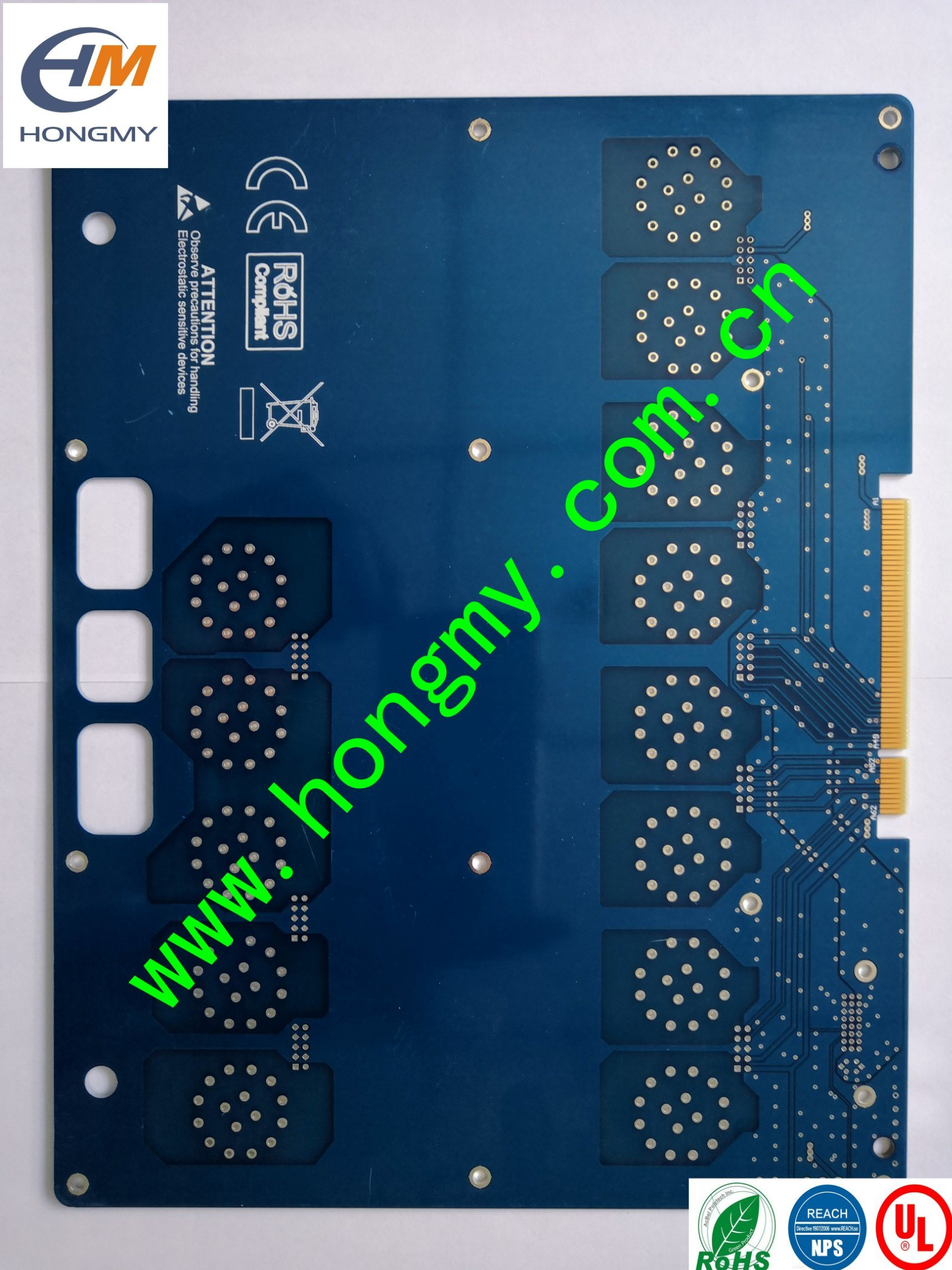 Circuit Board For Breaker Goods And Cem1 94v0 Pcb Design Services