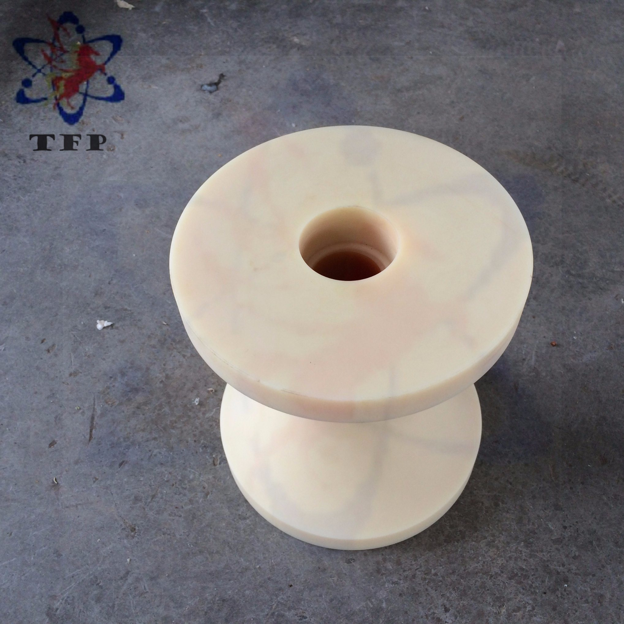 Tfp Custom Made Plastic Nylon Roller for Industry pictures & photos