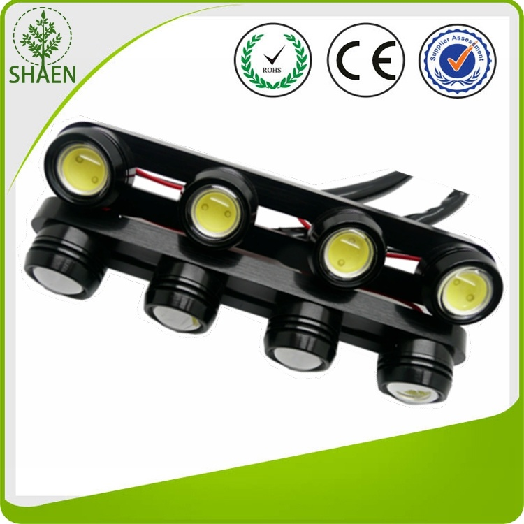Super Brightness LED Car Light 12V White LED Daytime Running Light