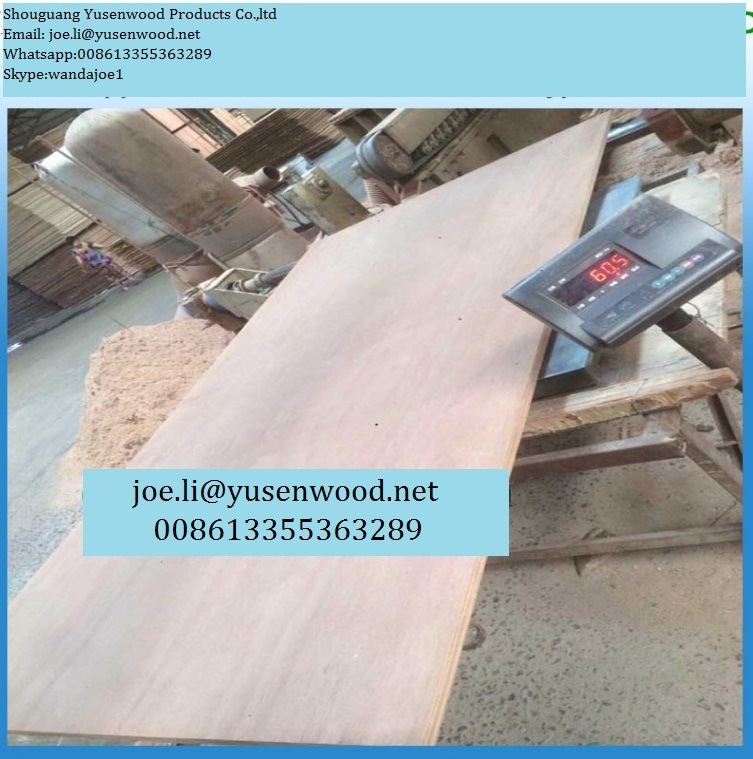 28mm Keruing /Gurjan/Apitong Plywood for Container Floorboard