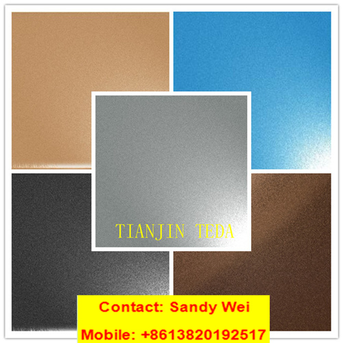 China Anodized Colored Aluminum Sheet 1060 1100 3003 5005 5052 ...
