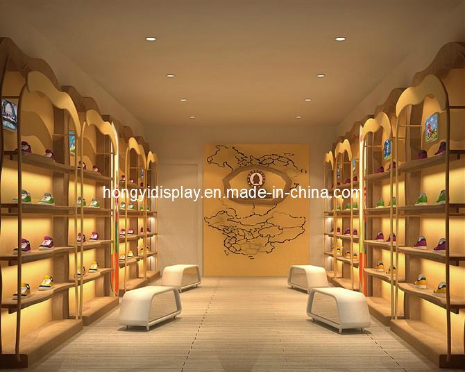 China Children Shoes Shop Decoration