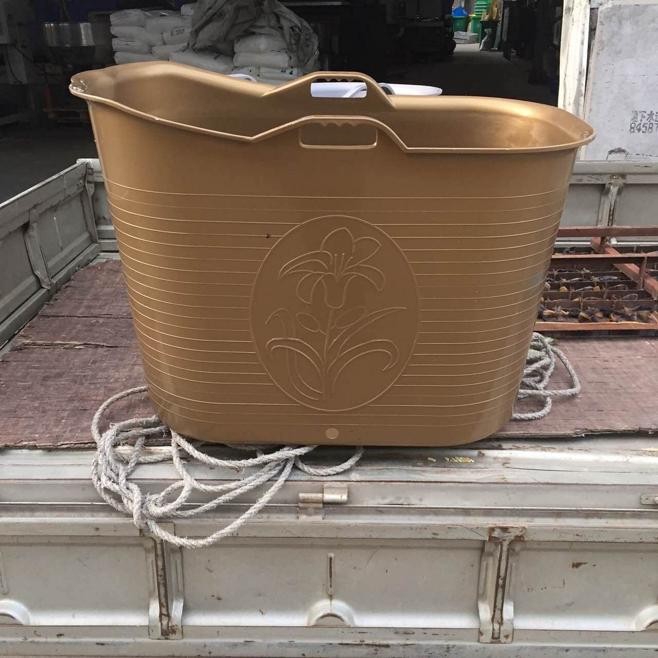 Awesome Portable Bathing Tub Ensign - Bathtubs For Small Bathrooms ...