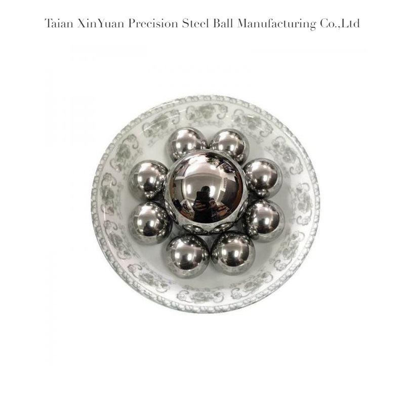 440C Stainless Steel Ball 14 mm Dia 5 pcs