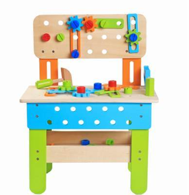 Wondrous Hot Item Wooden Tool Kits And Work Bench Toys Manufacturer And Factory For Kids And Children Pabps2019 Chair Design Images Pabps2019Com