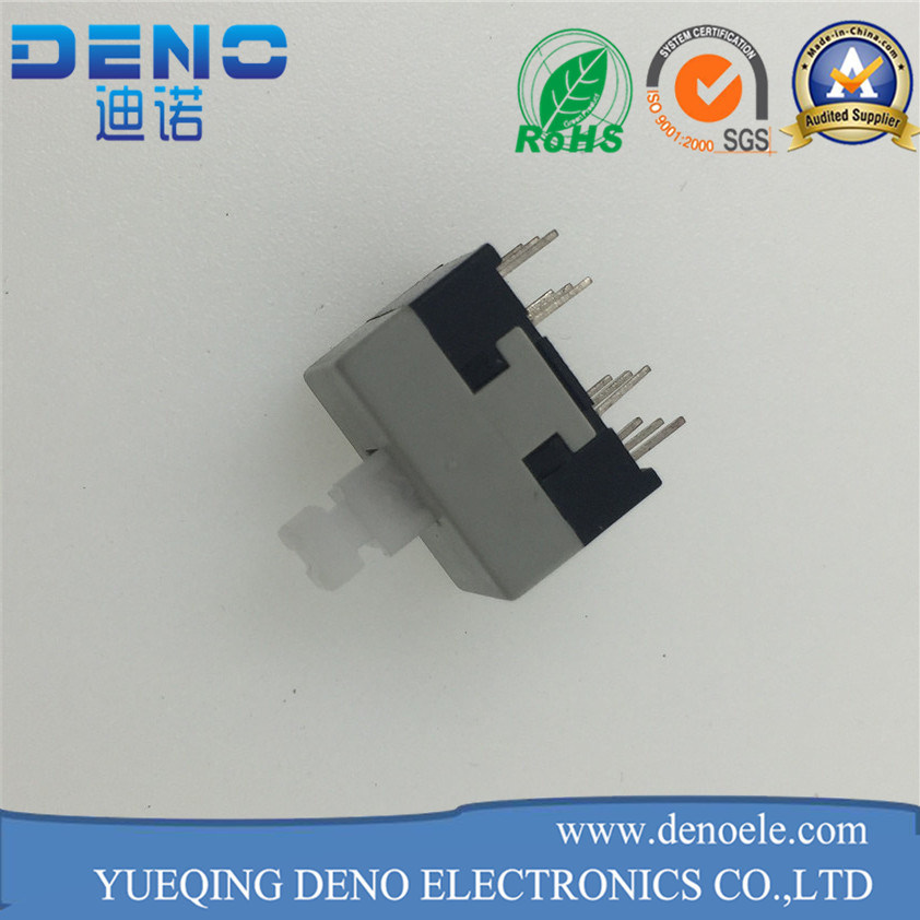 8.5 Push Button Switch Non Lock Switch pictures & photos