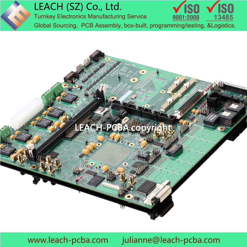 China Small Batch Complex PCBA (PCB Assembly) - China PCB