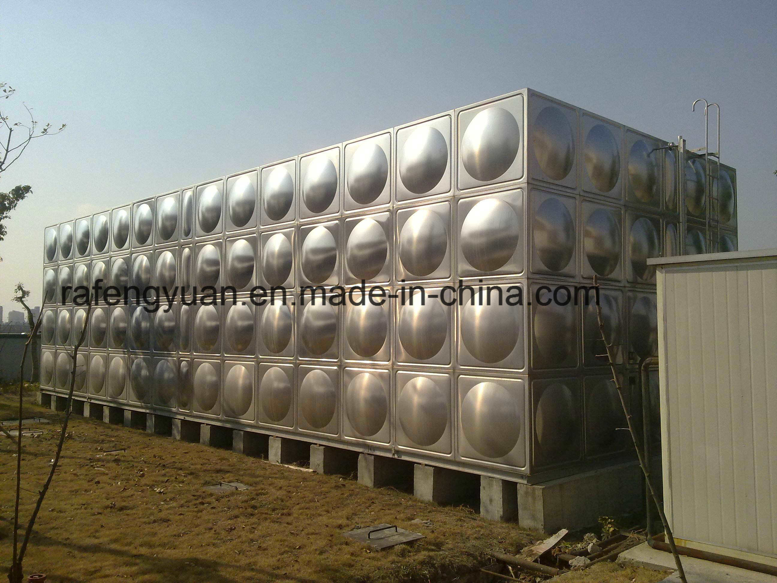 Manufacture Direct Selling Stainless Steel Panel Water Tank pictures & photos