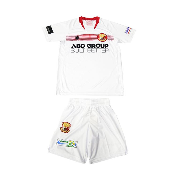 94b128707c9 China Healong Sportswear Soccer Jerseys Football Shirt Kids Custom  Wholesale Soccer Uniforms - China Football Set, Football Uniform