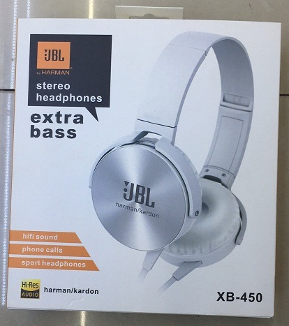 Stereo Wired Computer Multimedia Headband Headphone Headset Jbl Headphones