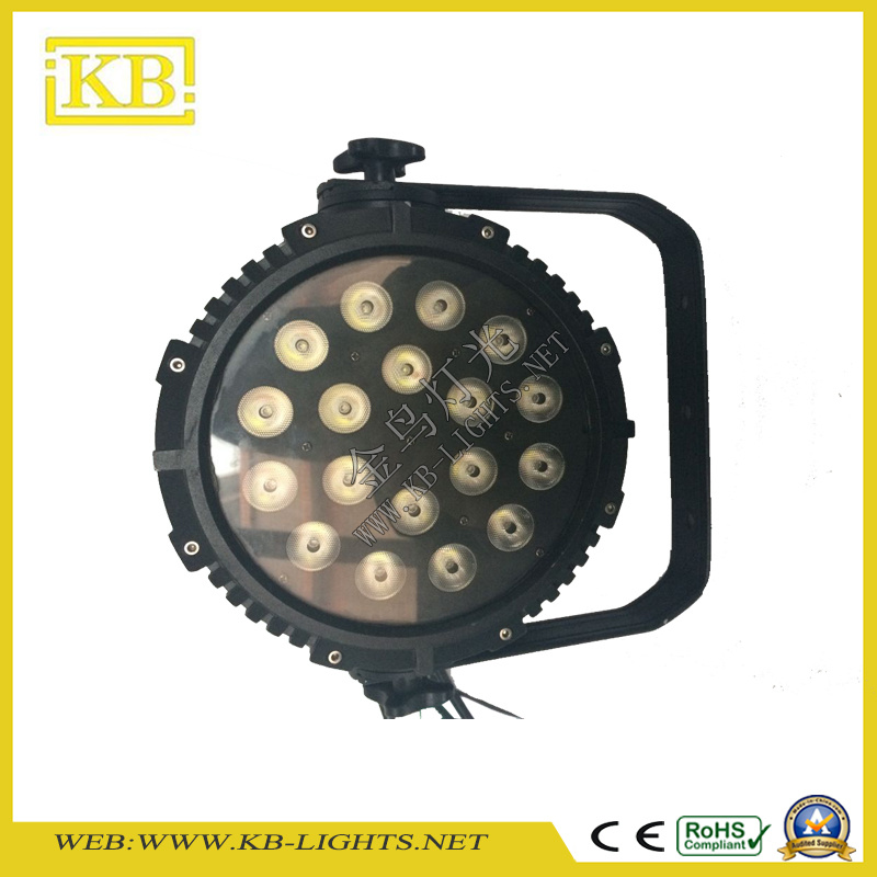 Stage Light 18*12W Waterproof LED PAR Light