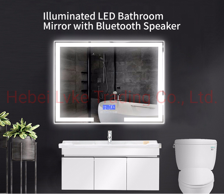 Led Mirror Smart Backlit Bluetooth