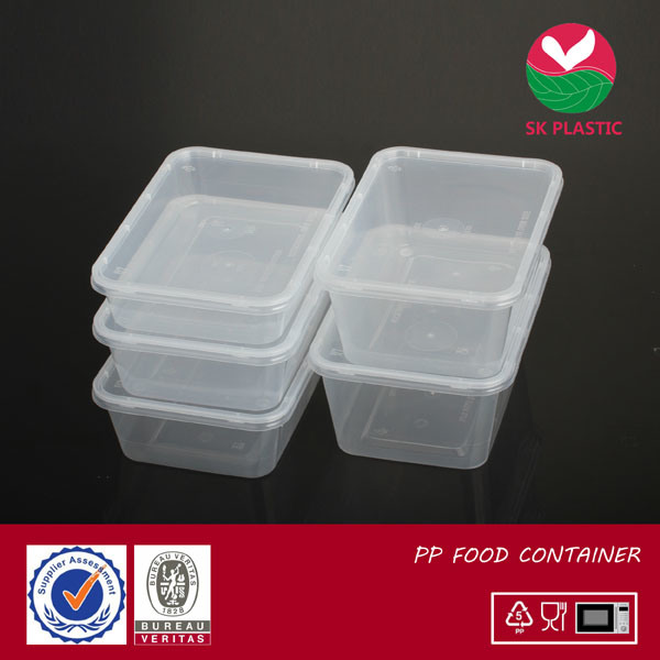 Food Container - 3 (SK Series (rectangular))