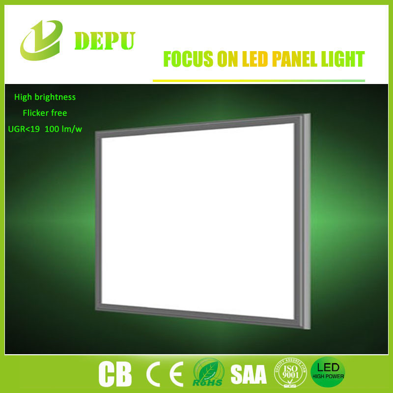 Light Fittings Lighting 6 Pcs 48W 600x600 mm LED Panel Light Natural White 4500K Flicker Free Ceiling