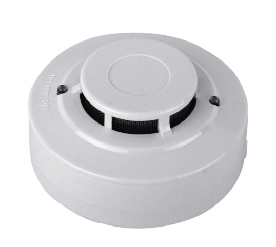 China 48v Conventional Photoelectric Smoke Detector For Fire Alarm