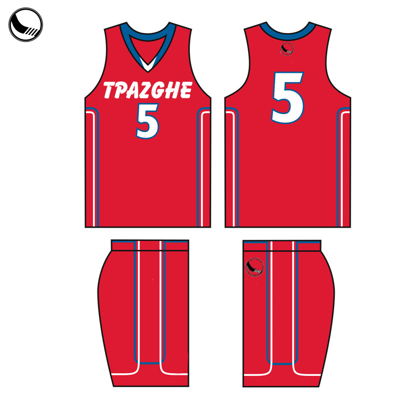4dffb147a721 China Custom Sublimated Red Basketball Uniform Simple Design Basketball  Jersey - China Youth Basketball Uniforms