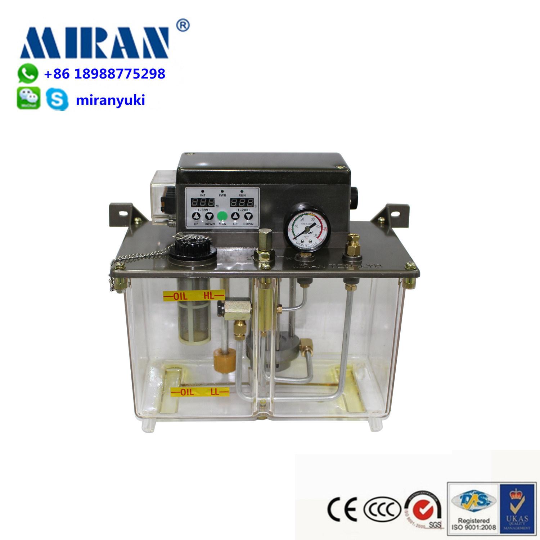 China Miran Oil Lubrication Pump for CNC Lathe Machine Grease ...