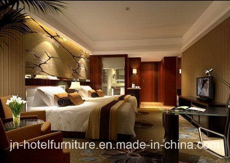 China Modern Wooden Hotel Bedroom Set Furniture Gn Hbf 20 China