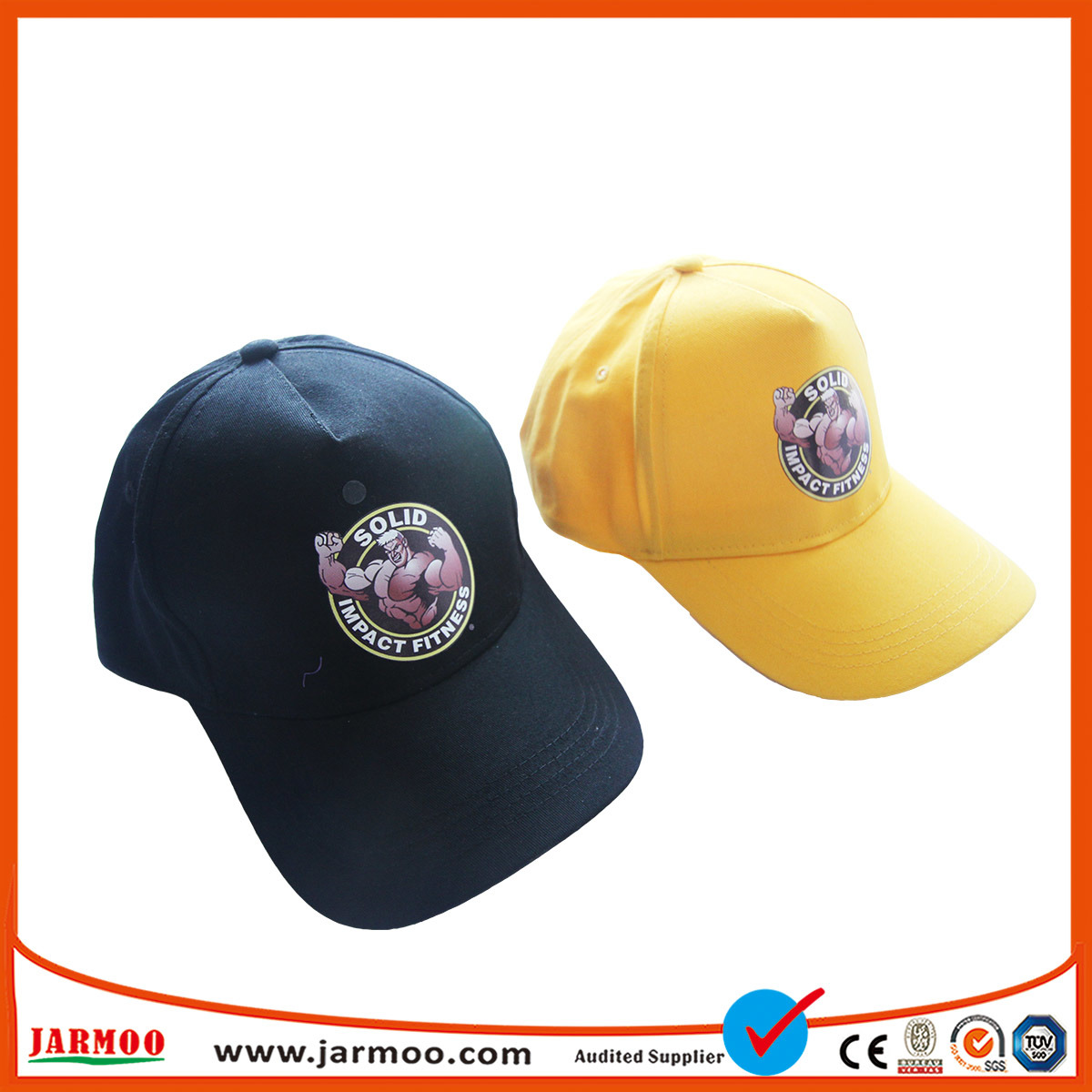 77962f7b982 China Cotton Printing Breathable Men Caps Hats for Promotional Event ...
