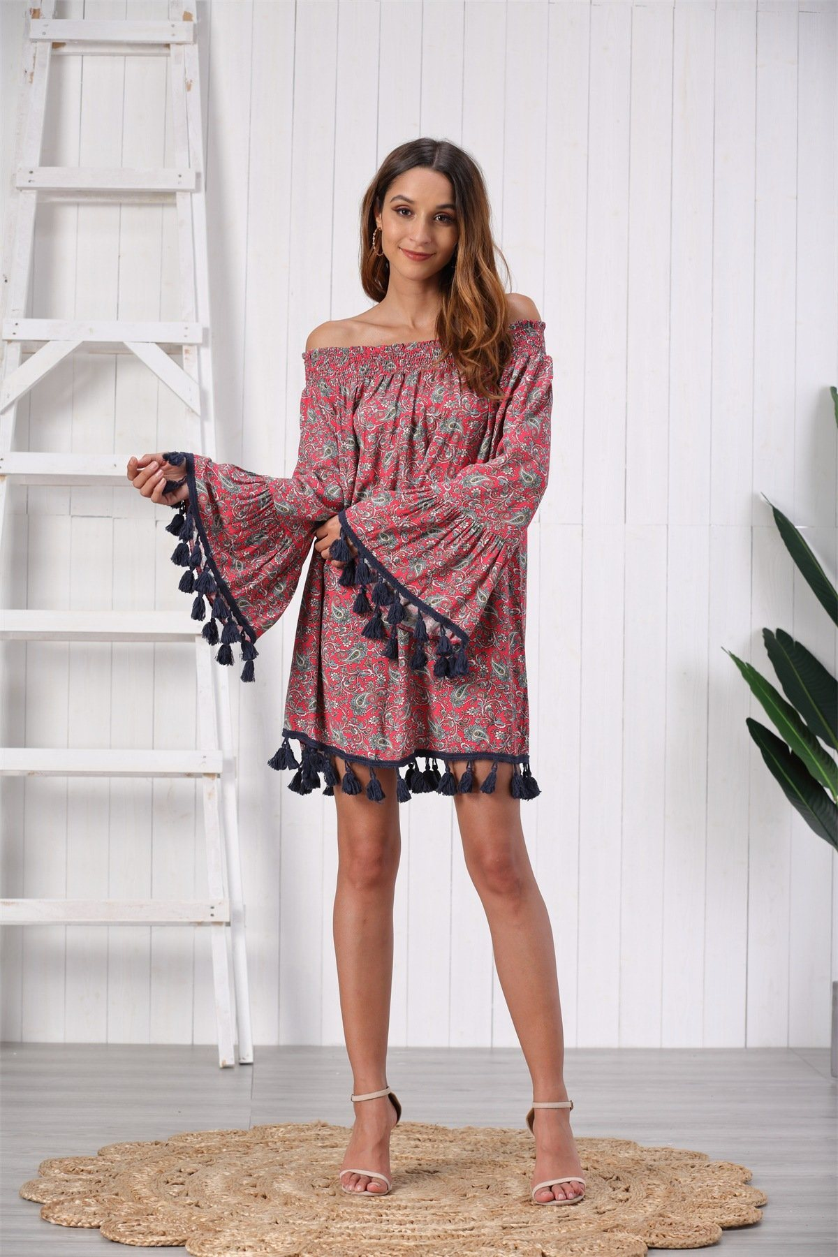 China 2020 New Design Cool Girls Fashion Summer Casual Loose Women Beach Dress Photos Pictures Made In China Com