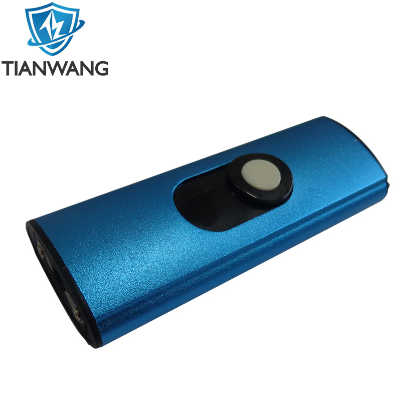 China Mini Keychain Stun Guns Taser For Women Self Defense Tw