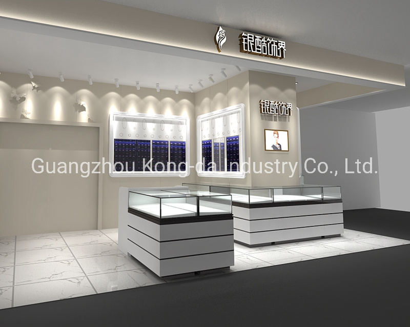 China Fashion Jewelry Shop Decoration Design And Furniture For Jewelry Display Stand China Display Stand And Jewelry Display Price