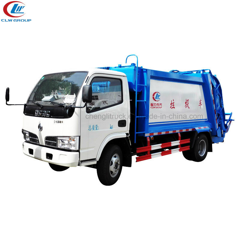 Trash Trucks For Sale >> Hot Item 6cbm Compactor Garbage Trucks For Sale