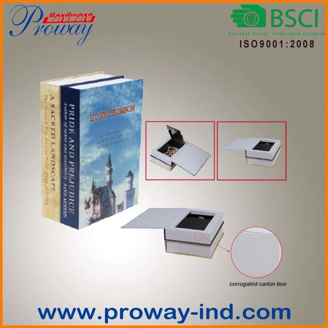 Four Color Printing Book Safe