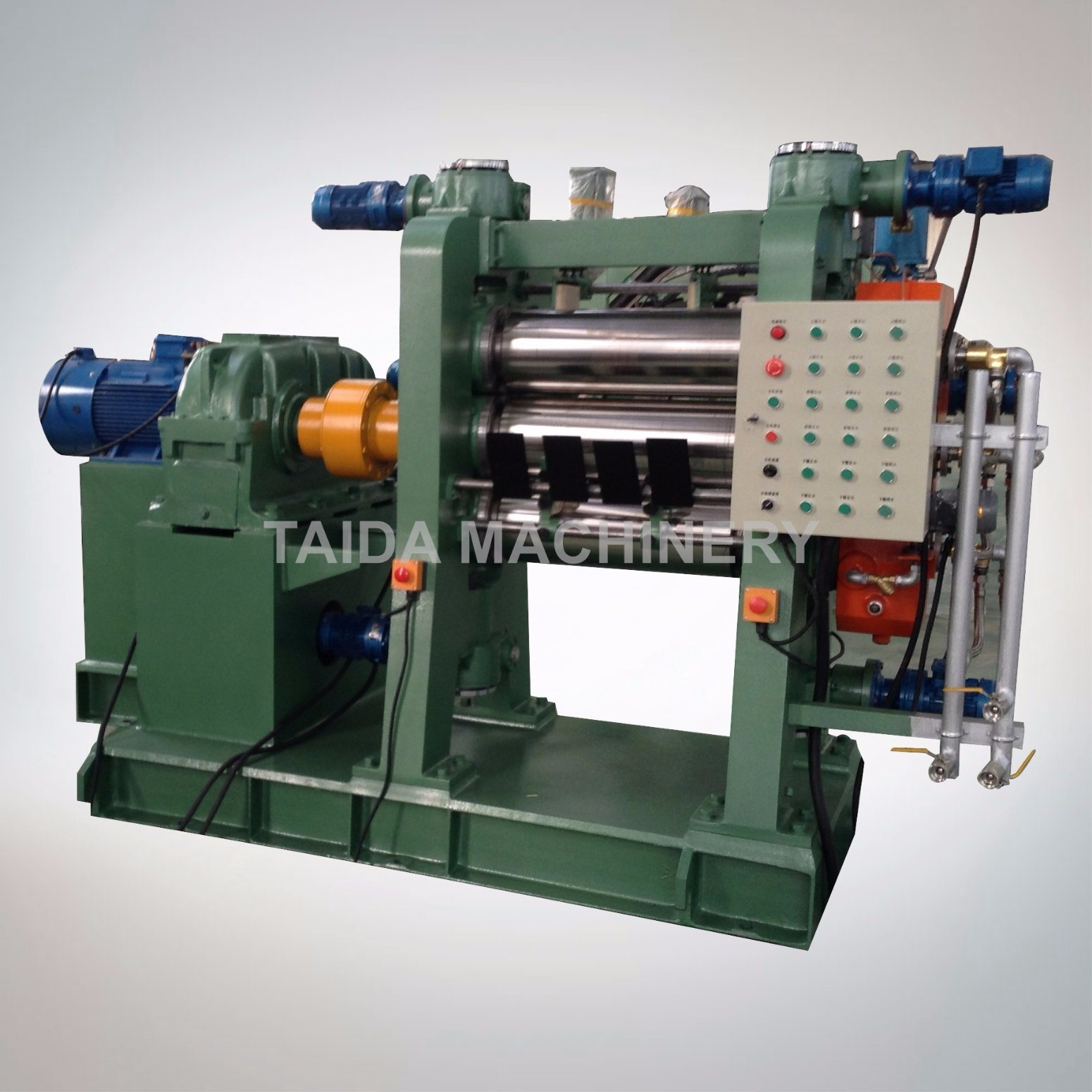 High Configuration Four Roll Rubber Calender Machine