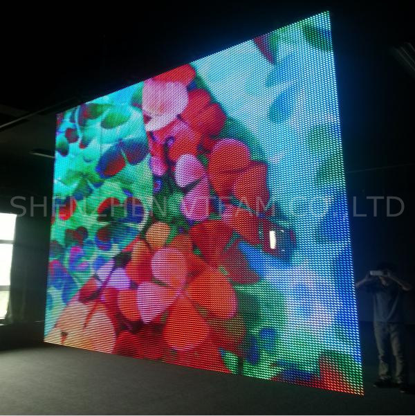 Outdoor Transparency Led Screen Display