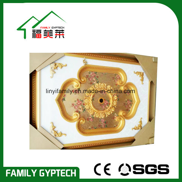 Luxurious PS Medallion for Home Ceiling Decoration pictures & photos