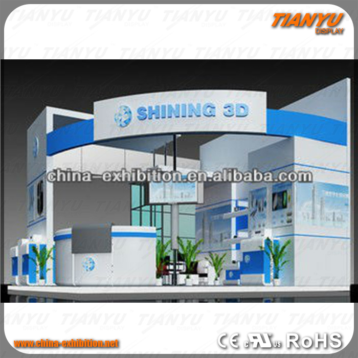 China Exhibition Products Display Tradeshow Booth Design Manufactures China Booth Manufactures Booth