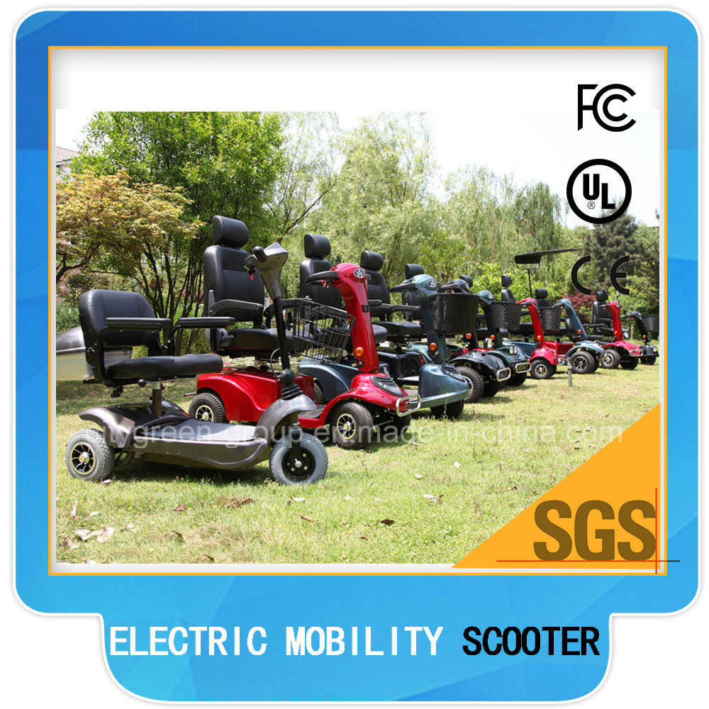 Two Seat Mobility Scooters Tbm-07D pictures & photos